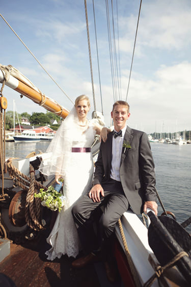 weddings about the Windjammer Lewis R. French